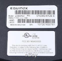 010360-612E Equinox L5300 Payment Terminal, Signature Capture