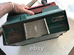 1950s TEXACO Vintage Farrington Credit Card Machine