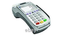 BRAND NEW verifone vx520 EMV/ApplePay CREDITcard Terminal NO MERCH ACNT NEEDED