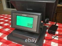 Casio QT 6100 Touchscreen Smart Terminal