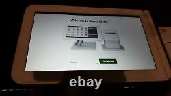 Clover 1.0 POS System with Printer C100 + P100