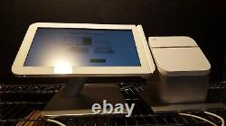 Clover 1.0 POS System with Printer C100 + P100 MERCHANT LOCKED SEE DETAILS