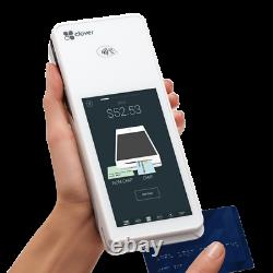 Clover FLEX POS Credit Card Machine Accepts EMV, Apple Pay