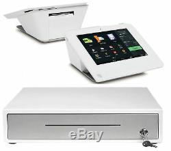 Clover Mini POS Apple Pay, EMV, Printer, Credit Card Machine with Cash drawer