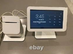 Clover POS 1.0 C100 System Point of Sale Station P-100 Printer (1)
