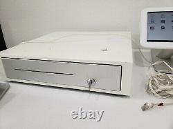 Clover POS C100 & P100 System Printer Power Cord + Cash Register