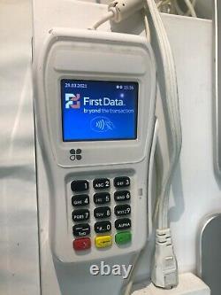 Clover Point of Sale Complete System C100 POS Station P100 Printer + Card Reader