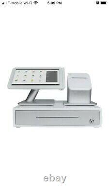 Clover Point of Sale System, Model C500 NEW-Open box
