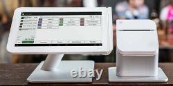 Clover Station POS System Apple-Pay-EMV-Printer- Cash Drawer