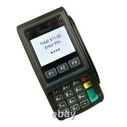 Dejavoo Z3 Pinpad with Carltn TDES 500 injection key EMV NFC/CTLS New