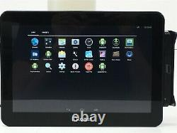 Elo Micros Toast Touch Screen Monitor ESY10I1 10 with Card Reader