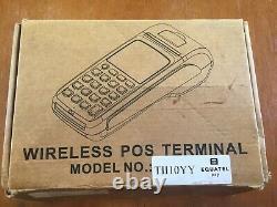 Equatel Pay Wireless Pos Terminal TII10YY New