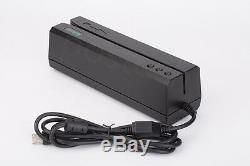 Factory Price! MSRE206 HiCo Magnetic Card Reader Writer Encoder MSR206