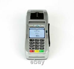 First Data FD130 Credit Card Machine -FACTORY RESET- + 30-Day Warranty