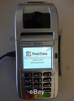 First Data FD130 Duo Machine Just $149 + free shipping + 1yr Warranty
