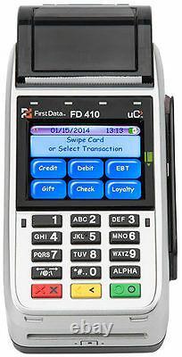 First Data FD410-DW GPRS Wireless Terminal