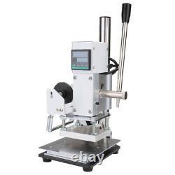 Foil Stamping Machine Tipper Stamper Bronzing Machine Device for PVC Credit Card
