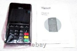 INGENICO ISMP4 IMP657-11T3554C Terminal with Barcode Reader Euro Currency NEW