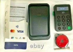 IZettle 2 Payment Card Reader and Dock Black USED