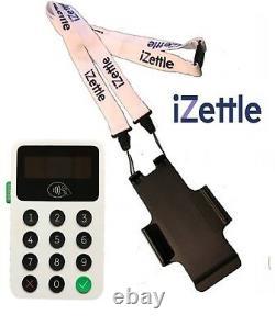 IZettle Card Reader 2 & Neck Lanyard Bundle