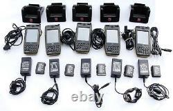 LOT 5 X PCS M3 Mobile MC 7700s RFID Handheld Computer 2D Barcode Scanner PDA