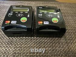Lot Of 2 Nayax Nayaxvposr5 Vending Machine Emv Credit Card/chip Reader