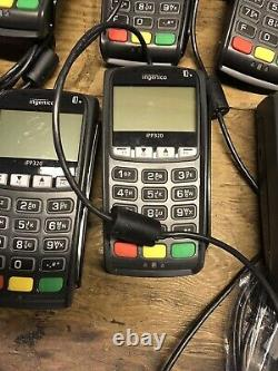 Lot Of 21 Ingenico IPP320 Pinpad and Credit Card/Chip Reader