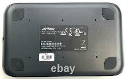 Lot of 3 Verifone E355 POS Payment Terminals with Gang Charger + AC Adapter #1