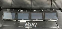 Lot of 4 Poynt Smart Terminal P3301 POS Wireless Credit Card Reader Scanner