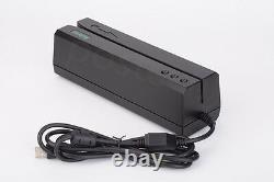 MSRE206 Magnetic Card Reader Writer &Mini300 Reader Bundle. 605 606 DX3 Collector