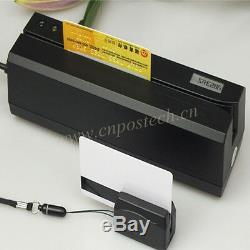 MSRE206 Magstripe Card Writer & Mini300 Reader Bundle. Msr206 Data Collector