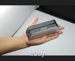 MSRX6 Smallest Magnetic Credit Card Reader Writer Encoder 1/3 Size MSR206 MSR605