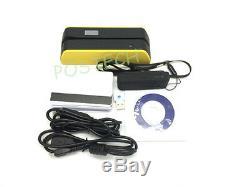 MSRX6 Writer Reader USB-Powered Credit Card +Smallest Bluetooth MINI400B Reader
