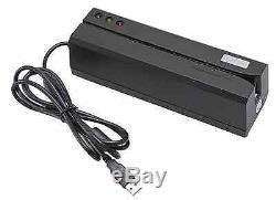 Magnetic Credit Card Writer /Portable Bluetooth Card Reader MSRE206 MINI400BDX4B