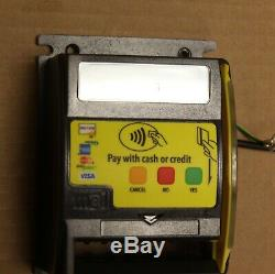 Mars MEI EasiChoice 4IN1+ vending machine credit card reader, part no. 250067297