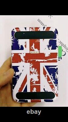 NEW iZettle Card Reader 2019 Version 2 -Special Wrap Edition Union Jack Wrap