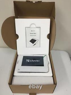 NIB Clover Mini C301 3G Credit Card Processing Terminal Counter Compact POS