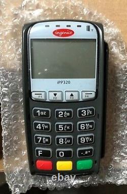New INGENICO IPP320 Debit Credit POS Retail Terminal Reader Keypad