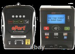 New Usa Technologies Credit Card Reader for Vending Machines with Chip Reader
