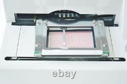 PVC ID Credit Card Embossing Machine Offers a total of 80 characters word