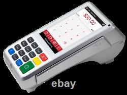 Pax A80 Terminal Chip EMV Reader Thermal Receipt Printer with Power Supply