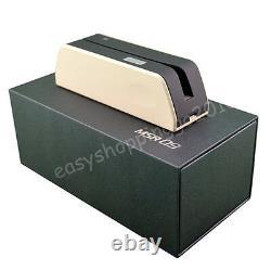 Postech MSR09 X6 Magnetic Stripe Card Reader Writer Swipe Encoder MSRE206 605