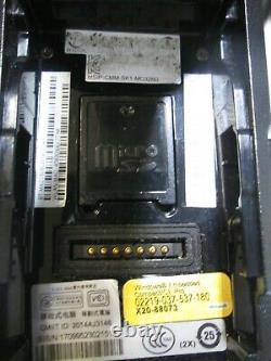 (QTY. 2) SYMBOL MC32N0-GI4HCHEI3 Wireless Barcode Scanner Motorola