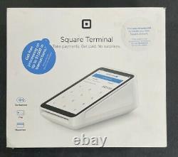 SQUARE TERMINAL A-SKU-0585-A5 White