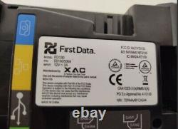 Set of 5 First Data FD130 Credit Card Terminals Great Condition