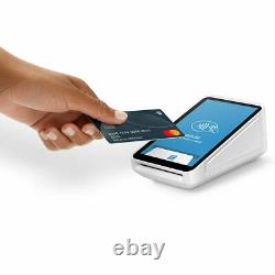 Square All-In-One Payment Terminal Cordless Card Machine Chip Pin Apple Pay