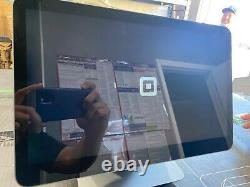 Square POS Register Dual Screen Monitor Touch Free Payments ALL IN ONE POS SQ