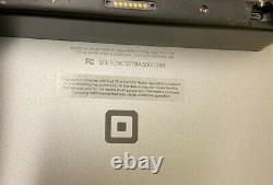 Square Register Point of Sale POS Used Great Condition Printer and Cash Drawer
