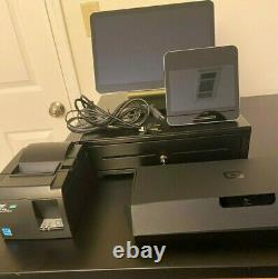 Square Register Point of Sale POS Used Great Condition with Printer