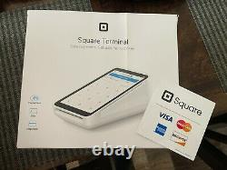 Square Terminal Bundle with 3 NFC and 6 Swipe Accessories